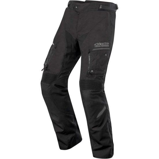 Pantalon ALPINESTARS Valparaiso 2 Drystar Black / Gray