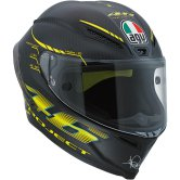 AGV Pista GP Pinlock Rossi Project 46 2.0 Carbon Matt