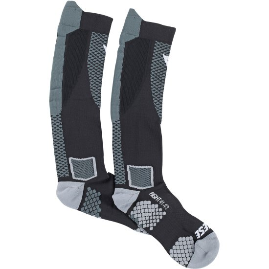 DAINESE D-Core High Black / Anthracite Socks