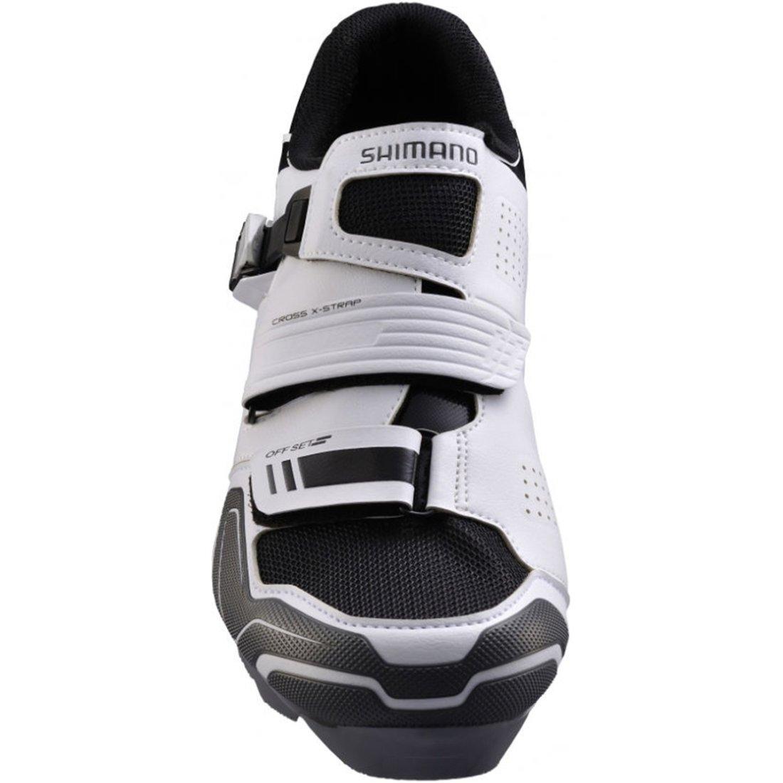 1f12f01de0b SHIMANO XC51 White Shoe · Motocard