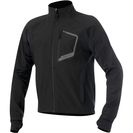 Thermobekleidung ALPINESTARS Tech Layer Top Black