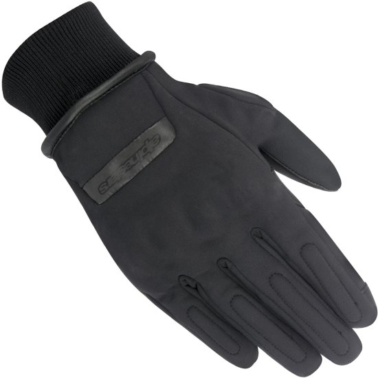 ALPINESTARS C-1 Windstopper Black Gloves