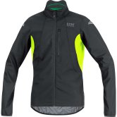GORE E Windstopper Active Shell Black / Neon Yellow