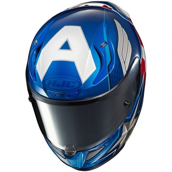Casco HJC RPHA 11 Captain America MC-2