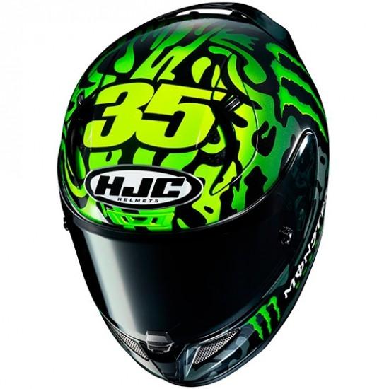 HJC RPHA 11 Crutchlow Special MC-4H Helmet