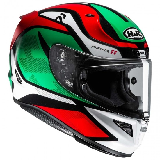 Casco HJC RPHA 11 Deroka MC-4
