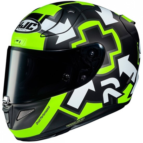 Casco HJC RPHA 11 Iannone Replica MC-4HSF