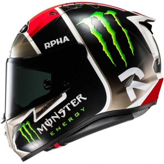 Helm HJC RPHA 11 Jonas Folger Monster MC-1SF