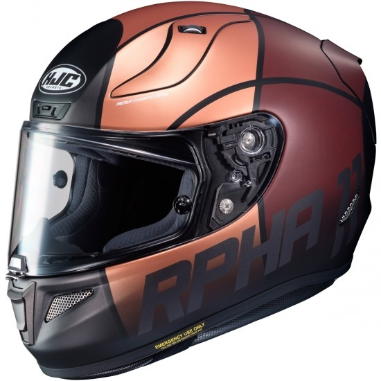 Casco HJC RPHA 11 Quintain MC-9SF