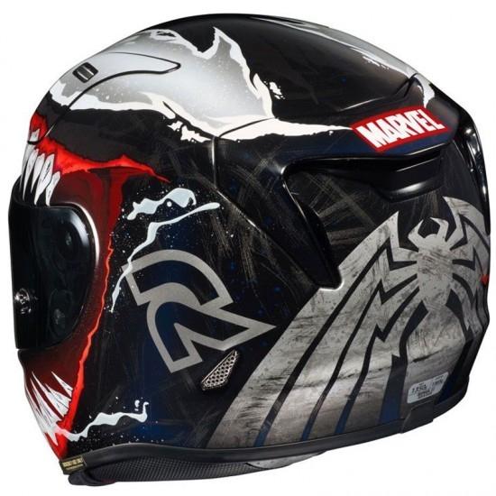 Casque HJC RPHA 11 Venom 2 Marvel MC-1