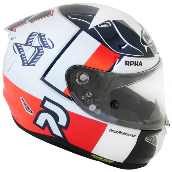 Casco HJC RPHA 11 Ben Spies MC-1