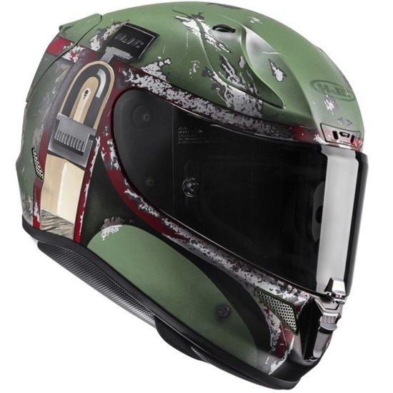 Casco HJC RPHA 11 Boba Fett MC-4SF