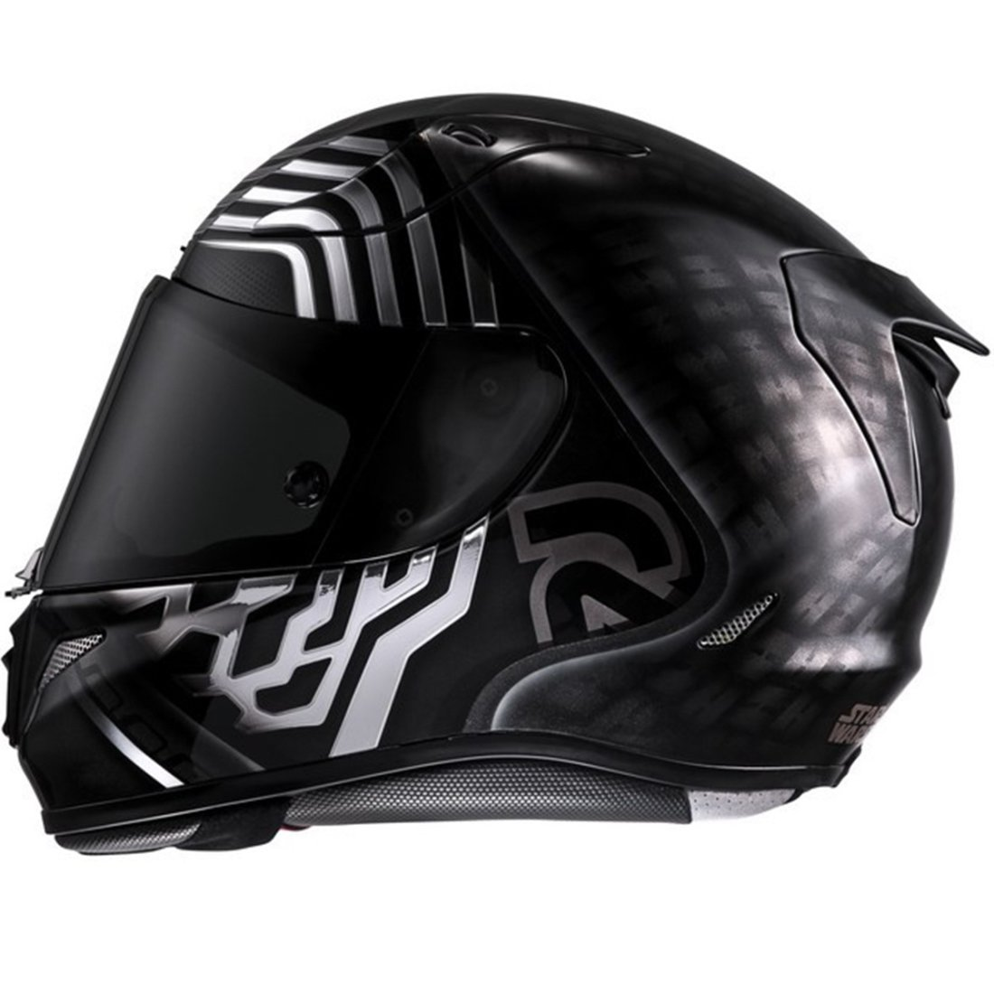 hjc rpha 11 kylo ren mc 5sf helmet motocard. Black Bedroom Furniture Sets. Home Design Ideas