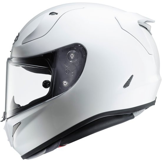 Casco HJC RPHA 11 Pearl White Ryan