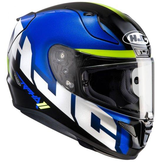 HJC RPHA 11 Spicho MC-2 Helmet