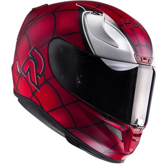 Casco HJC RPHA 11 Spiderman MC-1SF