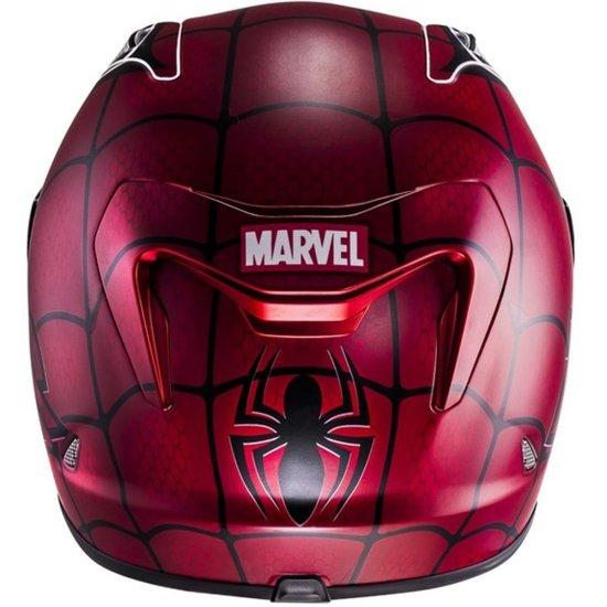 HJC RPHA 11 Spiderman MC-1SF Helmet