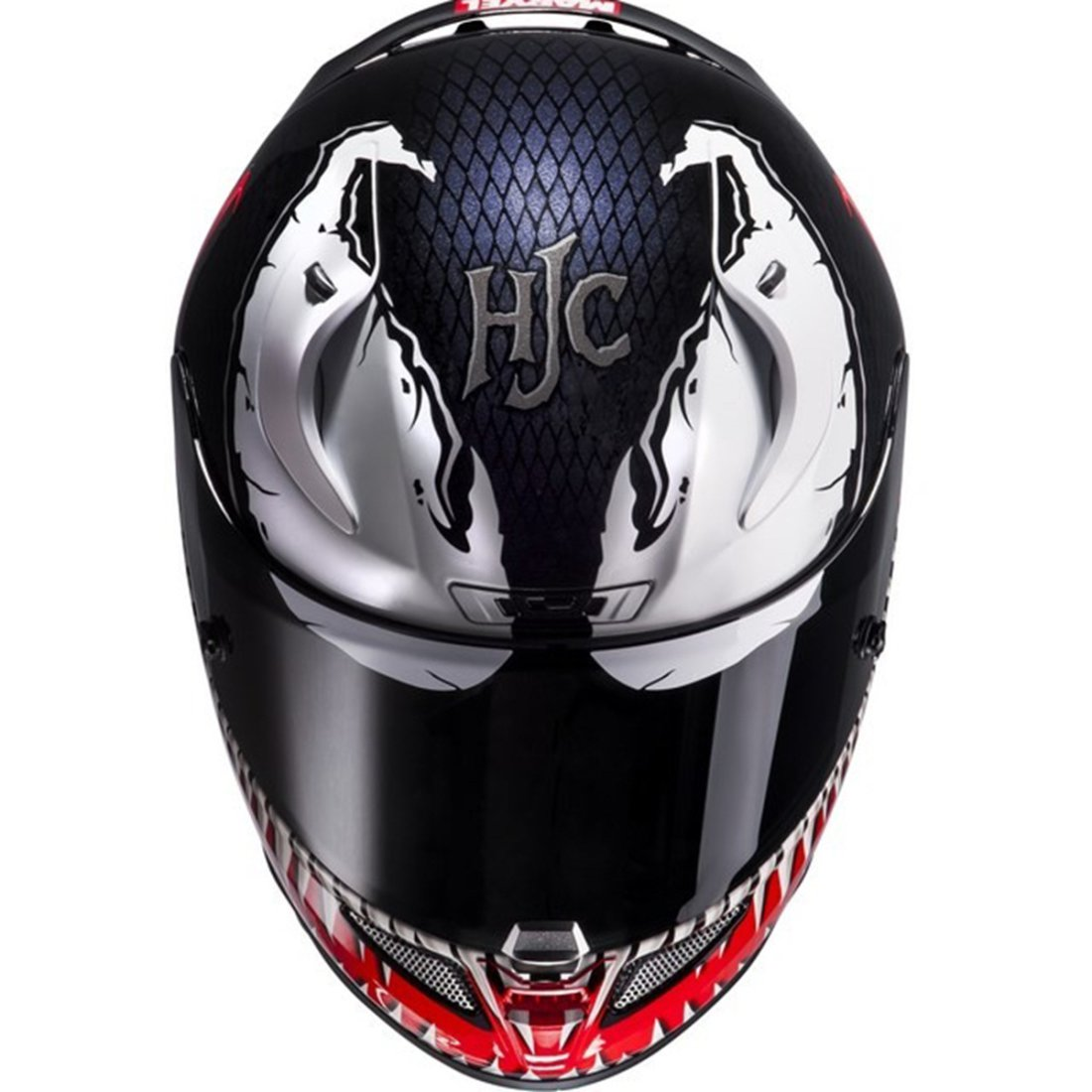 hjc rpha 11 venom mc 1 helmet motocard. Black Bedroom Furniture Sets. Home Design Ideas