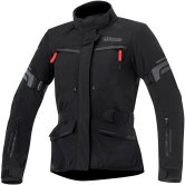 ALPINESTARS Stella Valparaiso 2 Drystar Lady Black / Gray / Red