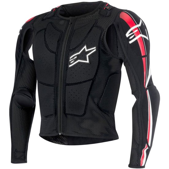 ALPINESTARS Bionic Plus Black / Red / White Protection