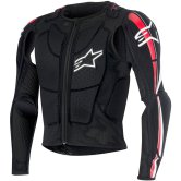ALPINESTARS Bionic Plus Black / Red / White