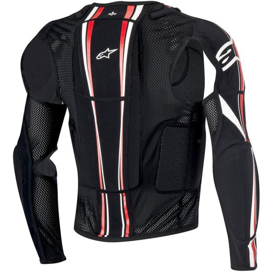 Protection ALPINESTARS Bionic Plus Black / Red / White