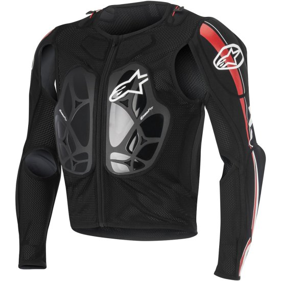Protektor ALPINESTARS Bionic Pro Black / Red / White