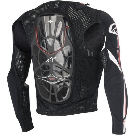 ALPINESTARS Bionic Pro Black / Red / White Protection