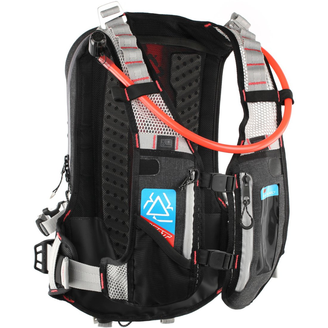 Sac FOX Oasis Hydration Pack Black UNICA IQ4yNzx