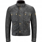 BELSTAFF Jubilee Brooklands Cotton Black