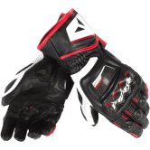 DAINESE Druid D1 Long Black / White / Lava-Red