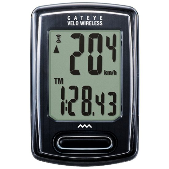 Kilometerzähler CATEYE CC-VT230W Velo Wireless Black