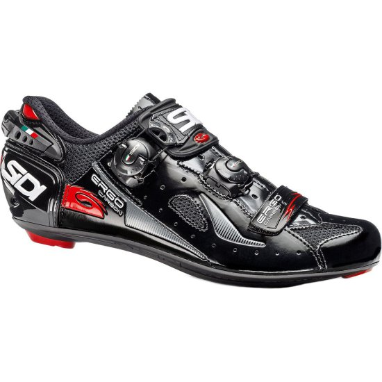 Zapatillas SIDI Ergo4 Carbon Vernice Black