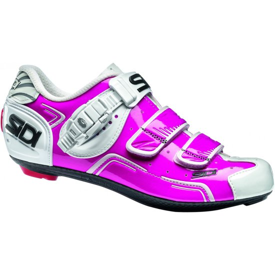 Zapatillas SIDI Level Lady Fucshia / White
