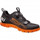 SIDI MTB SD15 Black / Orange