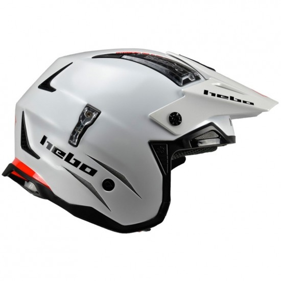 Casco HEBO Zone 4 2020 White