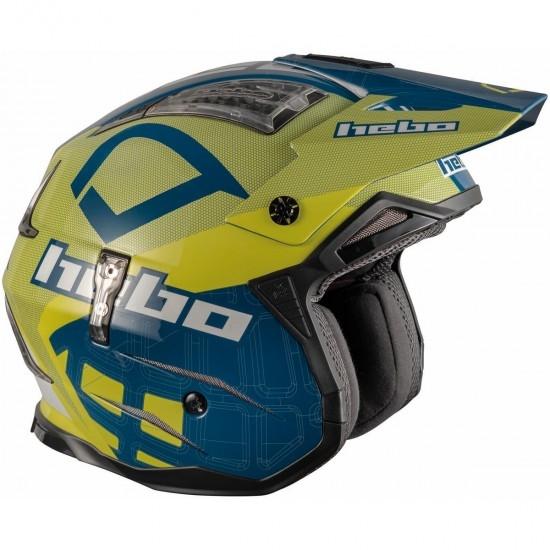 Casco HEBO Zone 4 Patrick Blue