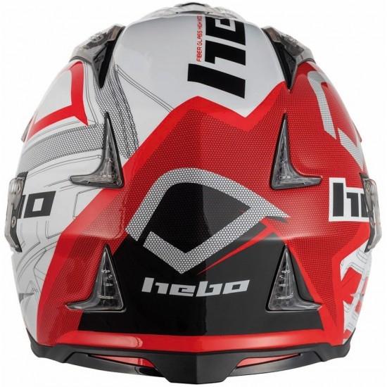 HEBO Zone 4 Patrick White Helmet