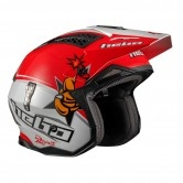 HEBO Zone 4 Toni Bou Replica White