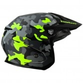HEBO Zone 5 Camo Lime