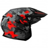 HEBO Zone 5 Camo Red
