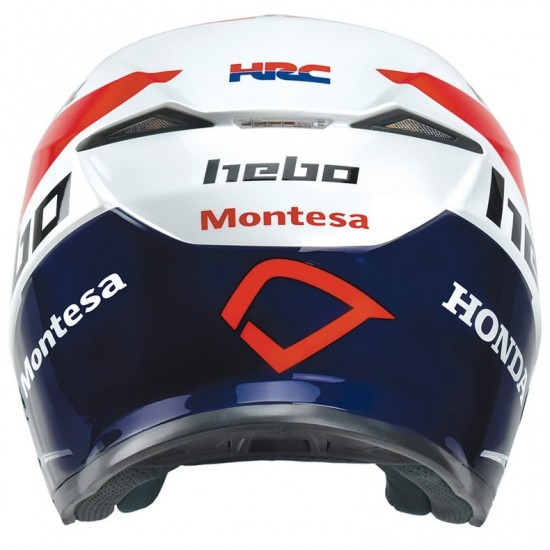 Casco HEBO Zone 5 Montesa Team III
