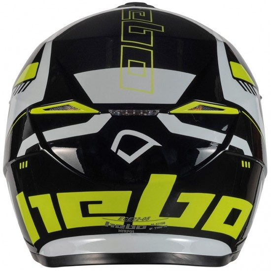 HEBO Zone 5 T-Persuit Lime Helmet