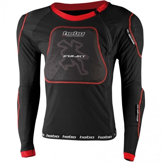 Proteccion HEBO XTR Jacket Black