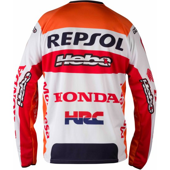 Camisola HEBO Montesa Team Orange