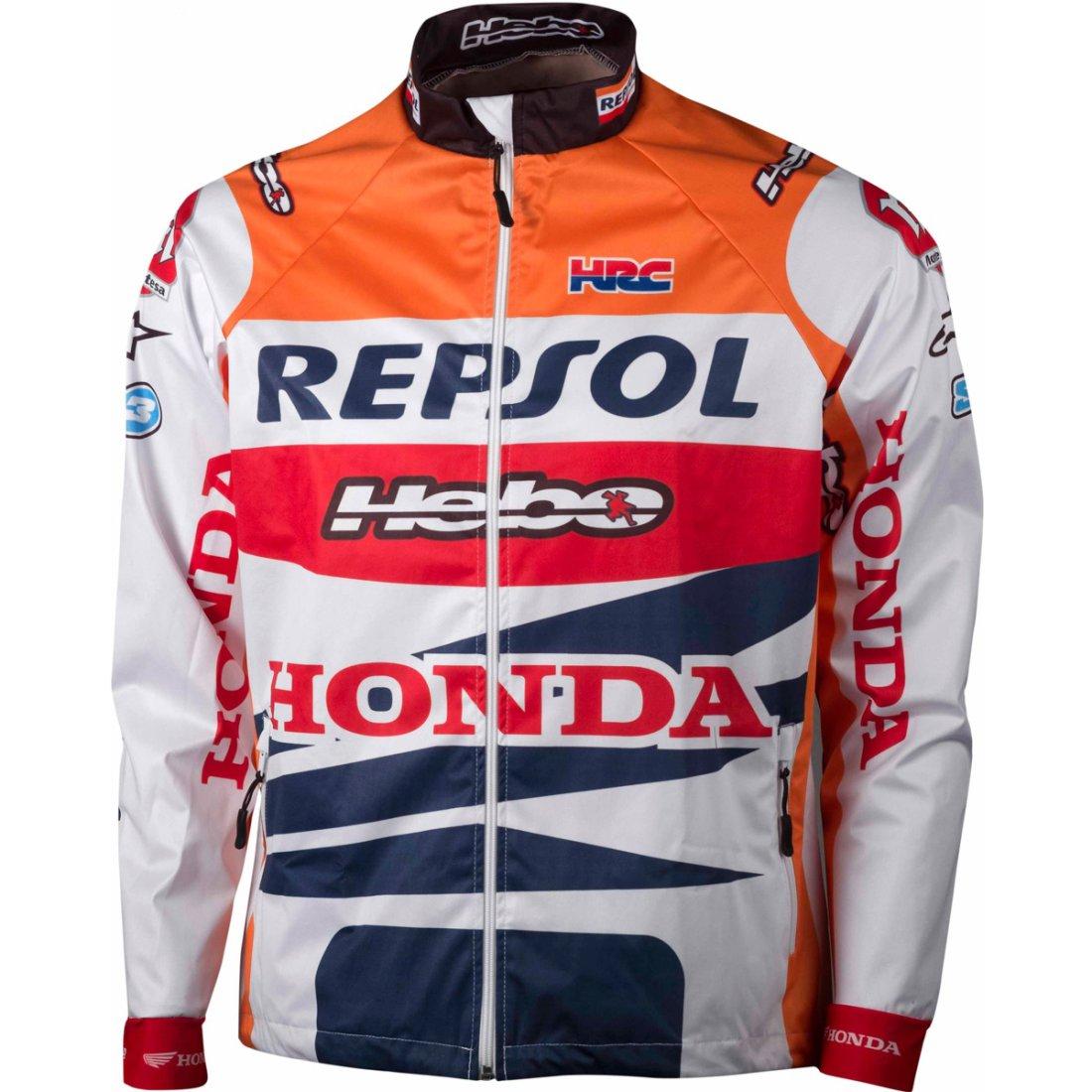 Chaqueta · Orange Montesa Team Hebo Motocard npq0FUf