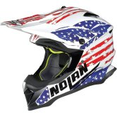 NOLAN N53 Rodeo Air Metal White