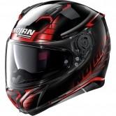 N87 Aulicus N-Com Black / Red