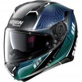 N87 Sioux N-Com Flat Black / Green