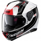 N87 Skilled N-Com White / Black
